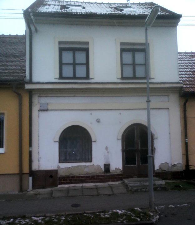 dům č. 262, ul. Slovácká