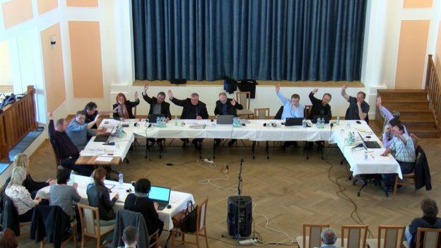 Zasedání zastupitelstva obce Mutěnice